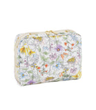 XL Rectangular Cosmetic Pouch - Botanically | LeSportsac