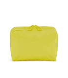 XL Rectangular Cosmetic Pouch - Lemon Burst LP