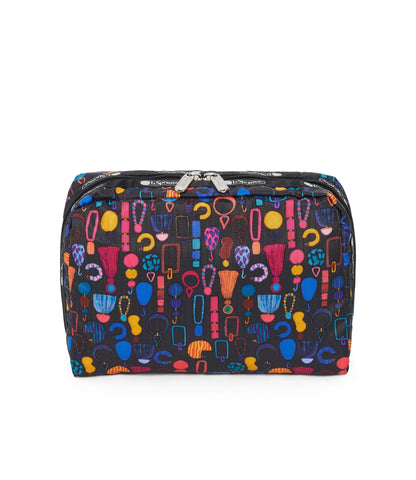 XL Rectangular Cosmetic pouch - Adorn | LeSportsac