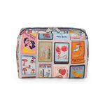 XL Rectangular Cosmetic Pouch - Perfect Match | LeSportsac