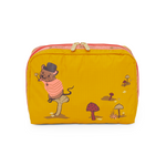 XL Rectangular Cosmetic Pouch - Mushroom Mac | LeSportsac