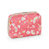 XL Rectangular Cosmetic - Lovely Hearts | LeSportsac Malaysia