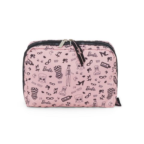 XL Rectangular Cosmetic pouch - Barbie Life | LeSportsac Malaysia