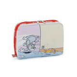 XL Rectangular Cosmetic Pouch - Lunchtime | LeSportsac