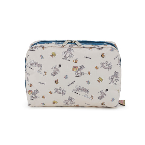 XL Rectangular Cosmetic Pouch - The Chase | LeSportsac