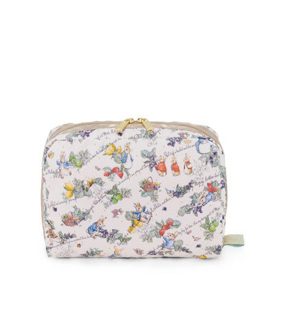 XL Rectangular Cosmetic pouch - Fruit Picking | LeSportsac
