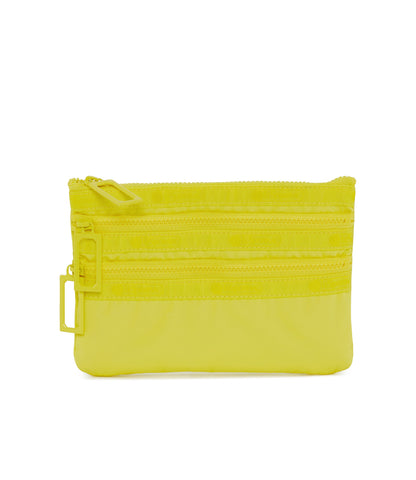 3-Zip Cosmetic Pouch - Lemon Burst LP | LeSportsac