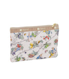 3-Zip Cosmetic pouch - Fruit Picking | LeSportsac