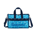 Medium Weekender - Summer Blues - LeSportsac Malaysia