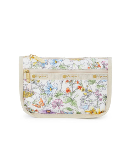 Travel Cosmetic Pouch - Botanically | LeSportsac