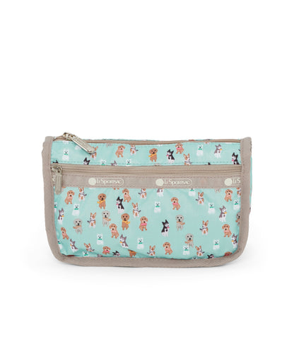 Travel Cosmetic pouch - Party Pups | LeSportsac Malaysia