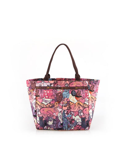 Small EveryGirl Tote - Fairy Tales | LeSportsac