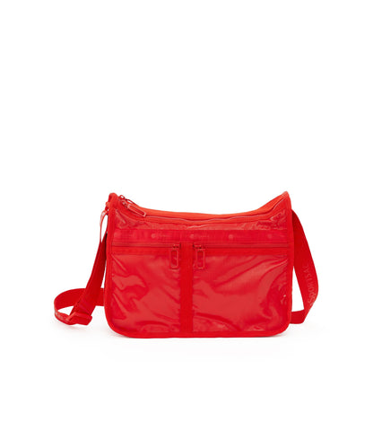 Deluxe Everyday Bag - Fiery Red LP | LeSportsac