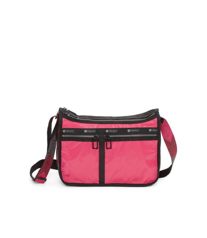 Deluxe Everyday Bag - Rose Arrow Liquid Patent | LeSportsac