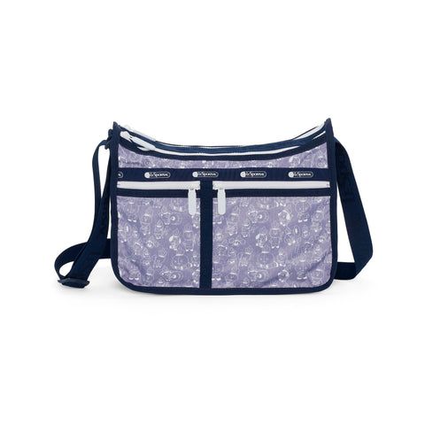 Deluxe Everyday Bag - BT21 Denim | LeSportsac Malaysia