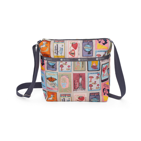Small Cleo Crossbody Bag - Perfect Match| LeSportsac Malaysia