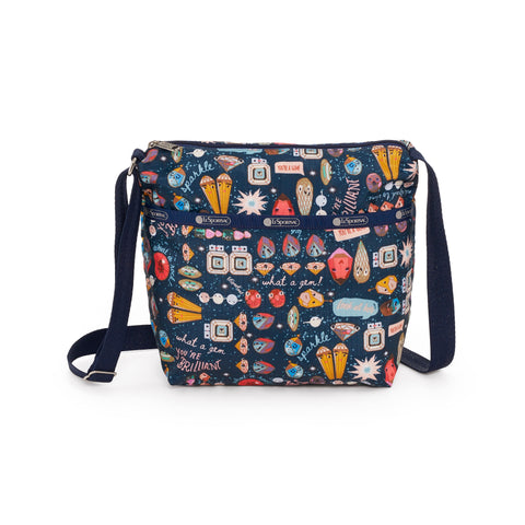 Small Cleo Crossbody bag - Little Jewels | LeSportsac Malaysia