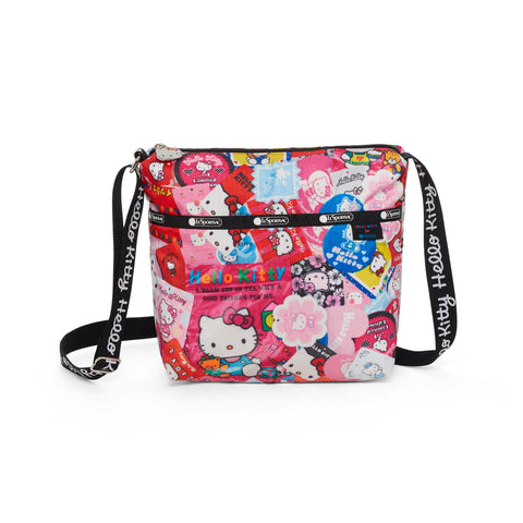 Small Cleo Crossbody bag - Hello Kitty Collector | LeSportsac