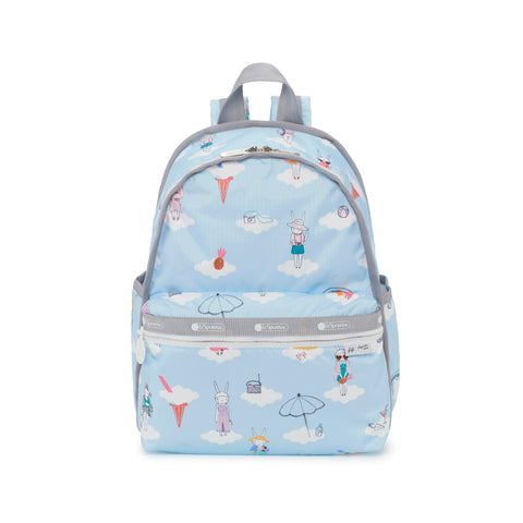Basic Backpack - Day Dreaming | Fifi Lapin x LeSportsac