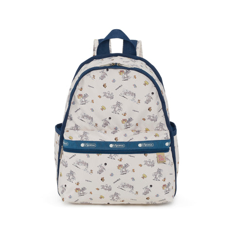 Basic Backpack - The Chase | LeSportsac
