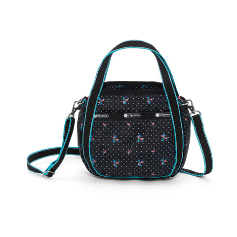 Small Jenni Crossbody bag - Flamingo Beach - LeSportsac