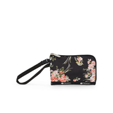 Curved Coin Pouch - Garden Rose | LeSportsac Malaysia