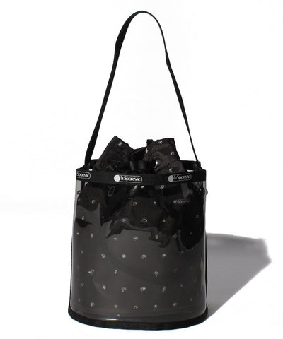 Glass Bucket Bag