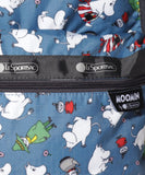 Basic Backpack in Moomin & Friends - LeSportsac Malaysia