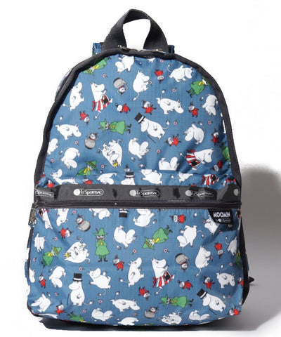 Basic Backpack in Moomin And Friends - LeSportsac Malaysia