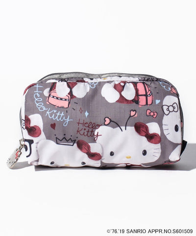 Rectangular Cosmetic pouch - Hello Kitty | LeSportsac MY