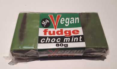 My Vegan Fudge Choc mint