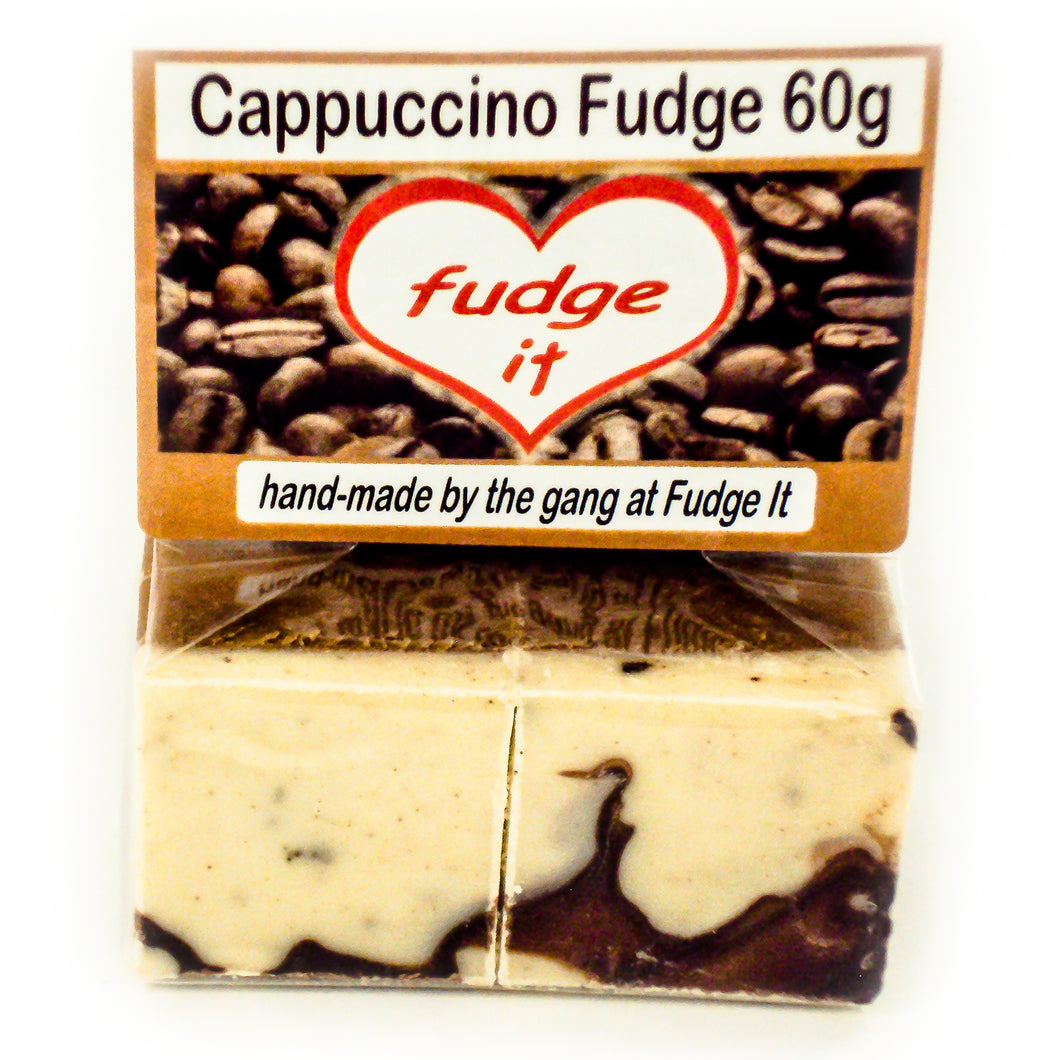 Fudge Cappuccino Fudge
