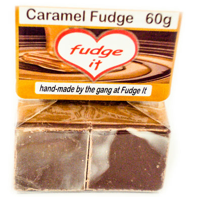 Fudge Caramel Fudge