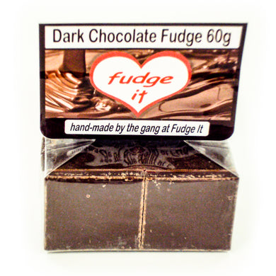 Dark Chocolate Fudge