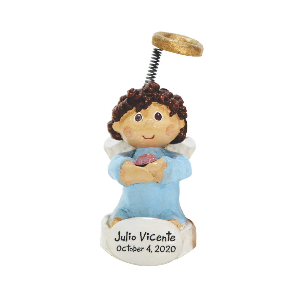 Personalized Birthstone Angel