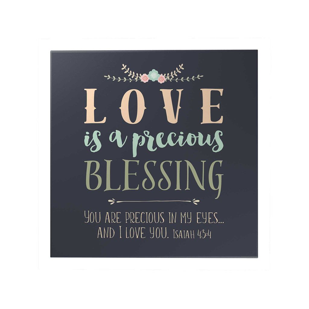 Love Is a Precious Blessing Decoposter
