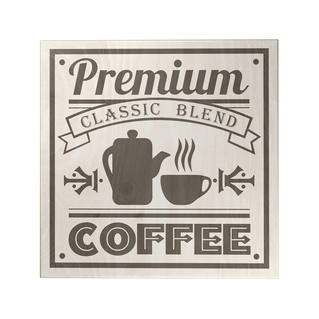 Premium Coffee Decoposter