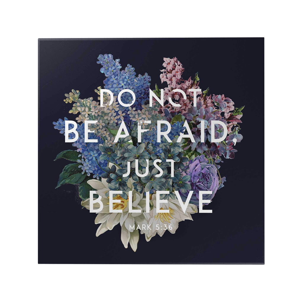 Do Not Be Afraid Decoposter