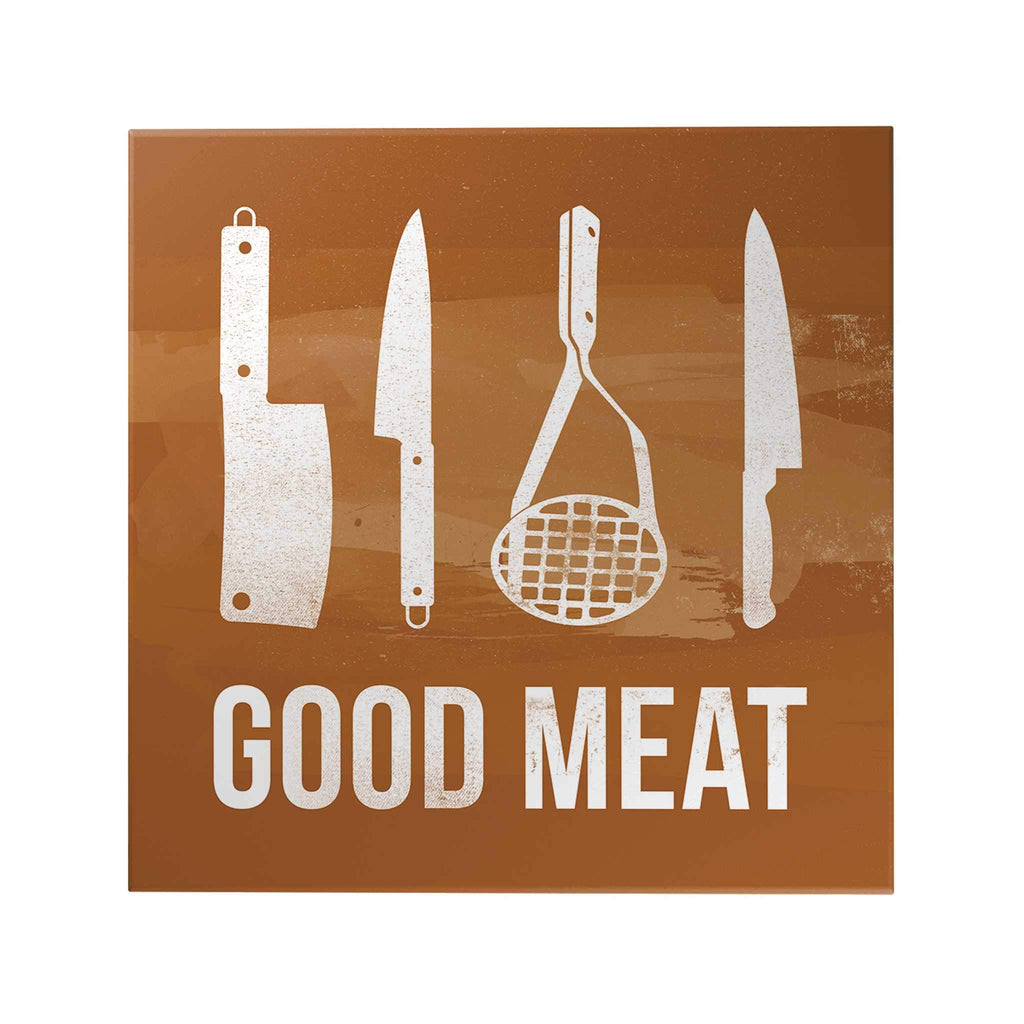 Good Meat Decoposter