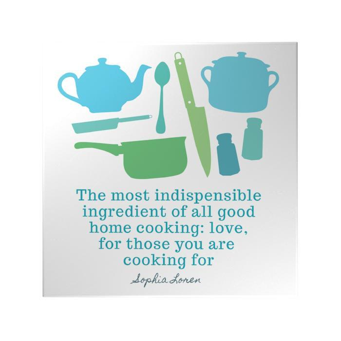 The Most Indispensible Ingredient Decoposter