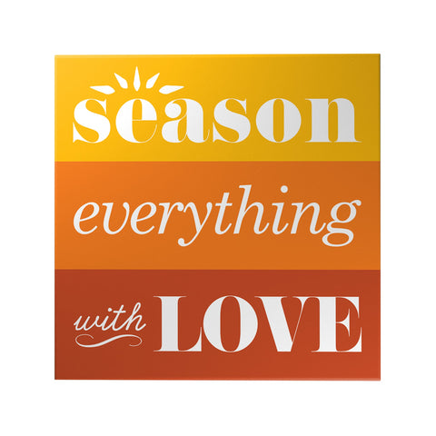 Season Everything Decoposter
