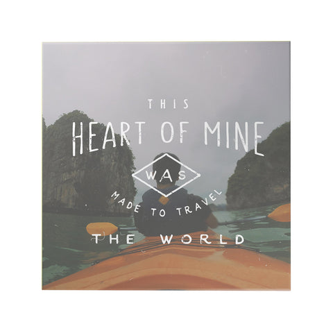 This Heart of Mine Decoposter