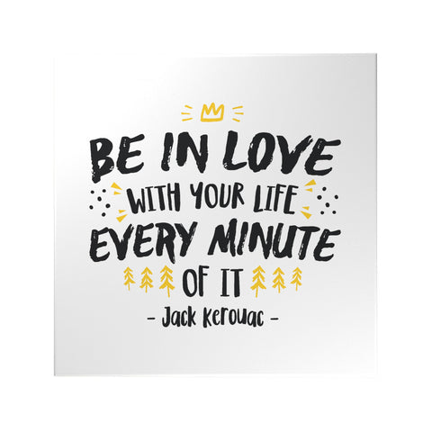 Be in Love Decoposter