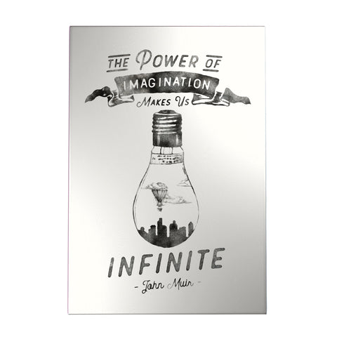 The Power of Imagination Decoposter