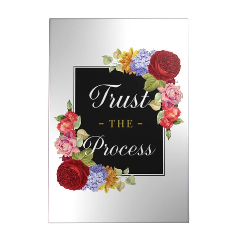 Trust the Process Decoposter