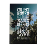 Collect Moments Decoposter