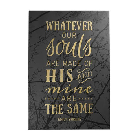 Whatever Our Souls Decoposter