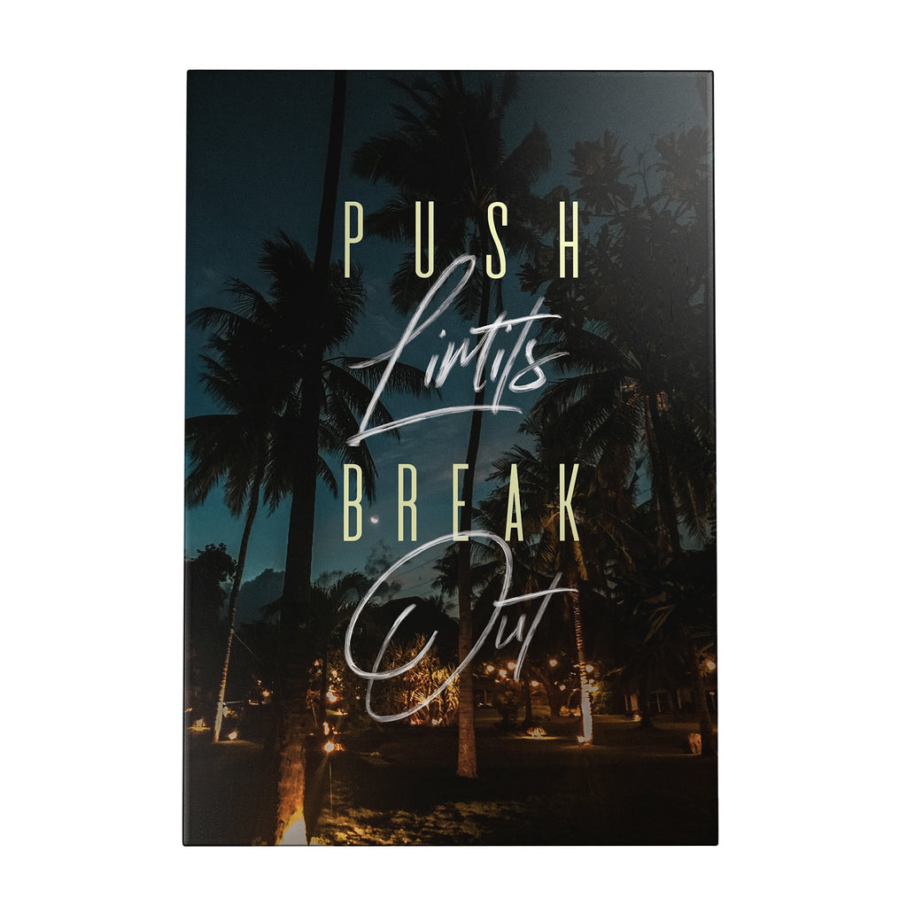 Push Limits Decoposter