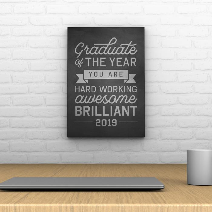 Graduation of the Year 2019 Decoposter