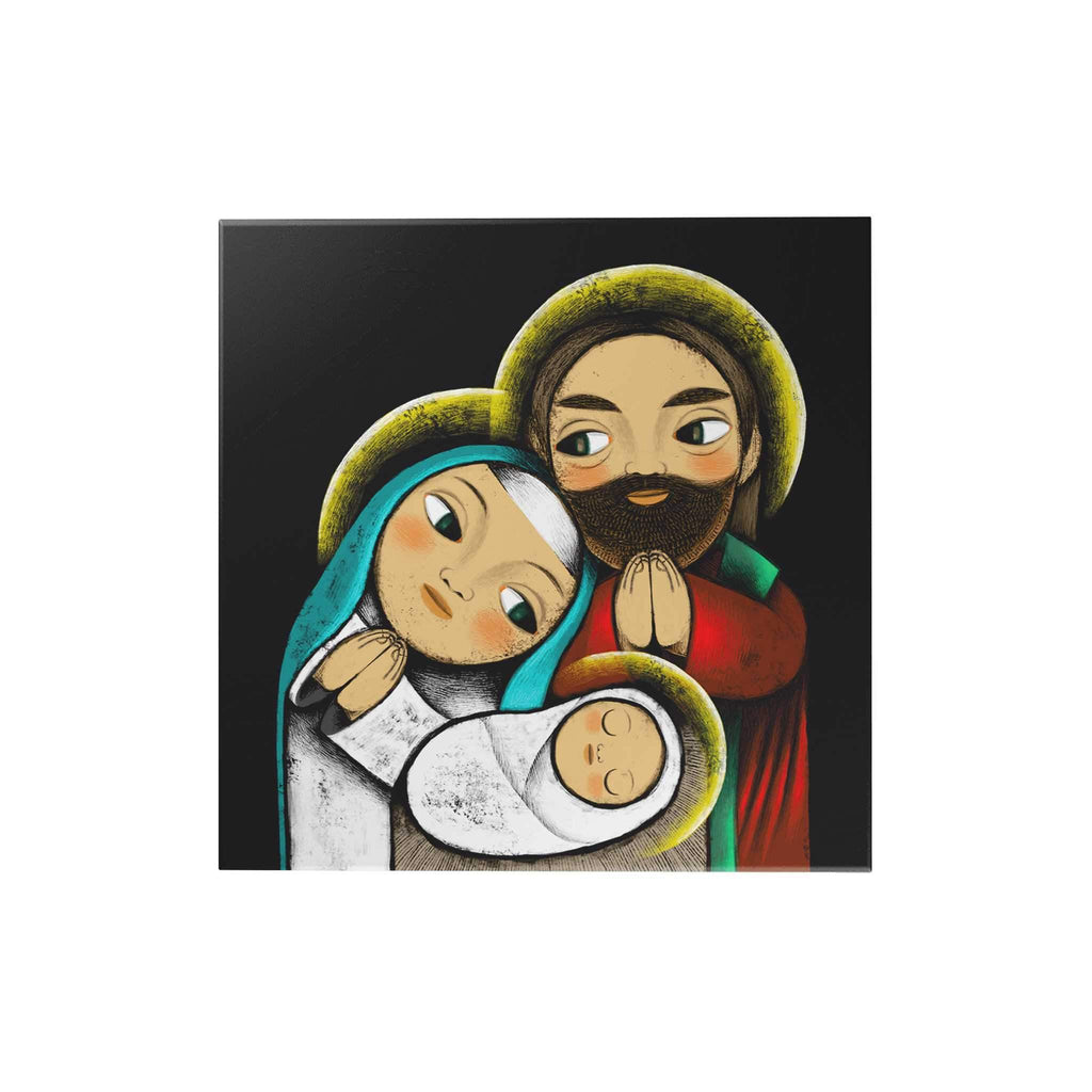 Holy Family Decoposter